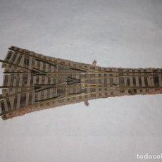 Trenes Escala: FLEISCHMANN H0 6157 TRIPLE DESVÍO PROFI BUEN ESTADO. Lote 286421933