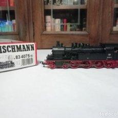 Trenes Escala: FLEISCHMANN H0 834075 LOCOMOTORA BR 078 303-5 DB DIGITAL OVP. Lote 287641443