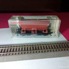 Comboios Escala: VAGÓN TOLVA ESCALA HO DE FLEISCHMANN. Lote 287938383