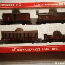 Trenes Escala: ESTUCHE FLEISCHMANN 95 5804 SERIE LIMITADA. Lote 288067093