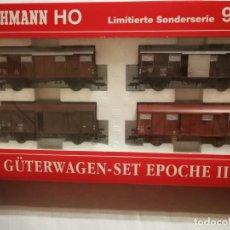 Trenes Escala: ESTUCHE FLEISCHMANN 96 5314 CARGA. Lote 288070578