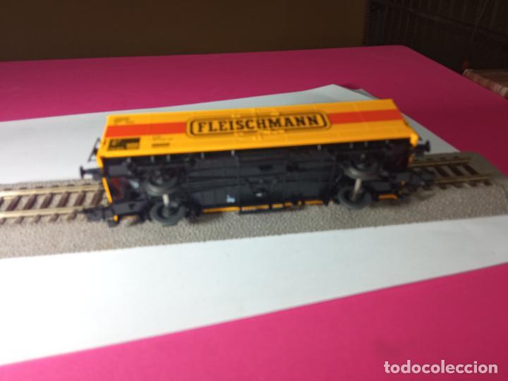 Trenes Escala: VAGÓN CERRADO ESCALA HO DE FLEISCHMANN - Foto 6 - 288082943