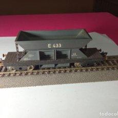 Trenes Escala: VAGÓN TOLVA ESCALA HO DE FLEISCHMANN. Lote 288084228