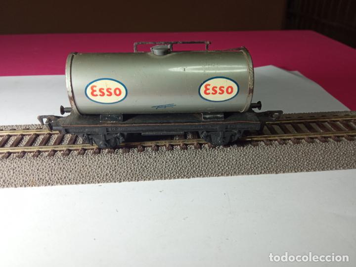 Trenes Escala: VAGÓN CISTERNA ESCALA HO DE FLEISCHMANN - Foto 3 - 288084393