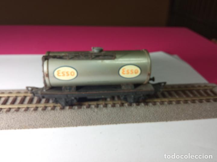 Trenes Escala: VAGÓN CISTERNA ESCALA HO DE FLEISCHMANN - Foto 4 - 288084393