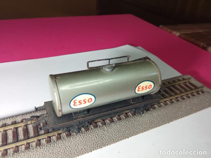 Trenes Escala: VAGÓN CISTERNA ESCALA HO DE FLEISCHMANN - Foto 5 - 288084393