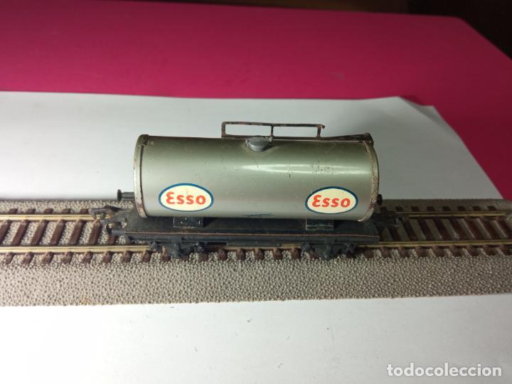 Trenes Escala: VAGÓN CISTERNA ESCALA HO DE FLEISCHMANN - Foto 6 - 288084393