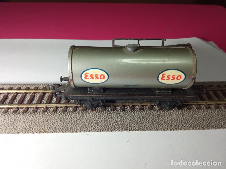 Trenes Escala: VAGÓN CISTERNA ESCALA HO DE FLEISCHMANN - Foto 7 - 288084393