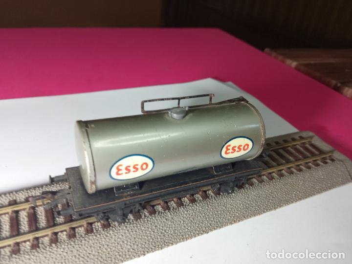 Trenes Escala: VAGÓN CISTERNA ESCALA HO DE FLEISCHMANN - Foto 8 - 288084393