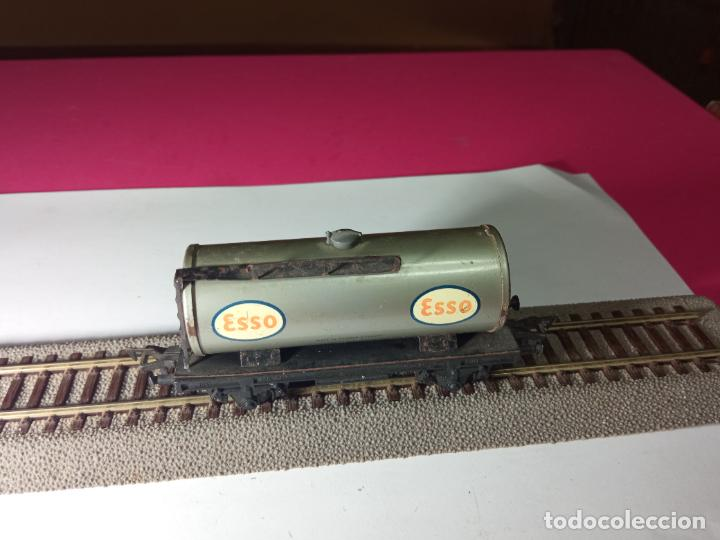 Trenes Escala: VAGÓN CISTERNA ESCALA HO DE FLEISCHMANN - Foto 11 - 288084393