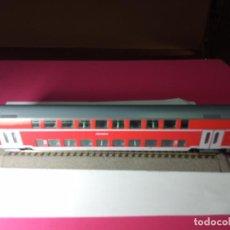 Comboios Escala: VAGÓN PASAJEROS DE LA DB ESCALA HO DE FLEISCHMANN. Lote 288085573