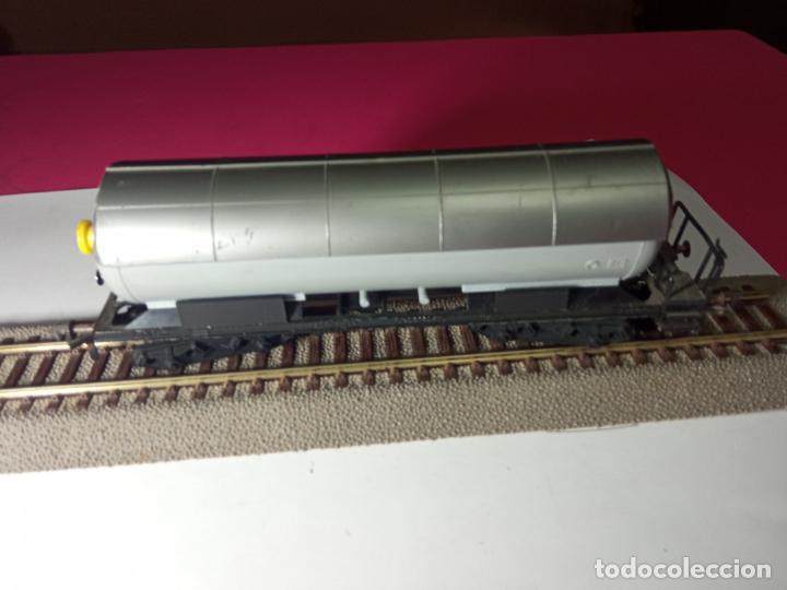Trenes Escala: VAGÓN CISTERNA ESCALA HO DE FLEISCHMANN - Foto 8 - 288086258