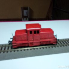 Trenes Escala: LOCOMOTORA DIESEL ESCALA HO DE FLEISCHMANN. Lote 288689673