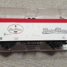 """Trenes Escala: FLEISHMANN VAGÓN CERVECERO """"KÖNIG-PILSENER"""" DE LA DB. REF. 5321K. NUEV0 A ESTRENAR EN SU CAJA. Lote 288700698"""