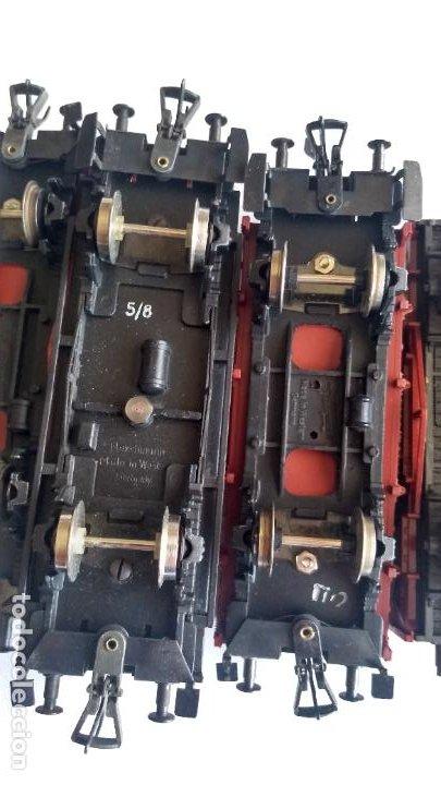 Trenes Escala: FLEISCHMANN H0, LOTE DE VAGONES DE CARGA VARIADA. Y 3 CAJAS. LO DE LAS FOTOS - Foto 21 - 289638788