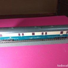 Trenes Escala: VAGÓN FURGON DE LA DB ESCALA HO DE FLEISCHMANN. Lote 290732178