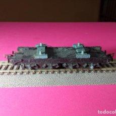 Trenes Escala: VAGÓN BORDE BAJO ESCALA HO DE FLEISCHMANN. Lote 290862913