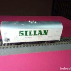 Trenes Escala: VAGÓN CERRADO ESCALA HO DE FLEISCHMANN. Lote 290904623