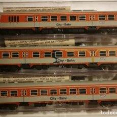 Trenes Escala: COMPOSICIÓN VAGONES FLEISCHMANN 5123 5124 5125 K. Lote 293243703