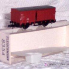 Trenes Escala: ESCALA N -VAGÓN-FLEISCHMANN-8354. Lote 11334830