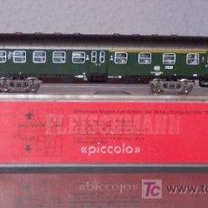 Trenes Escala: ESCALA N -VAGÓN-FLEISCHMANN-8127. Lote 11334791