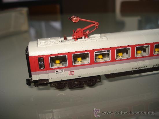 Trenes Escala: Coche Restaurante Intercity Eurocity de la DB Ref. 8182 de FLEISCHMANN en *N* . - Foto 3 - 27582495