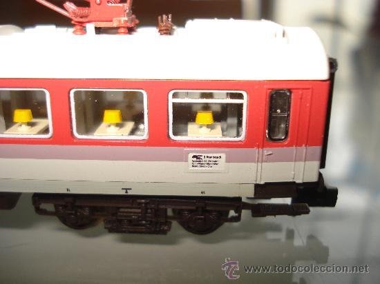 Trenes Escala: Coche Restaurante Intercity Eurocity de la DB Ref. 8182 de FLEISCHMANN en *N* . - Foto 4 - 27582495