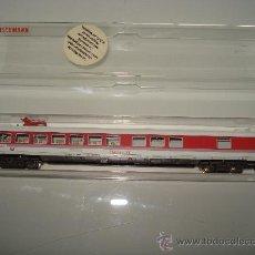 Trenes Escala: COCHE RESTAURANTE INTERCITY EUROCITY DE LA DB REF. 8182 DE FLEISCHMANN EN *N* .. Lote 27582495