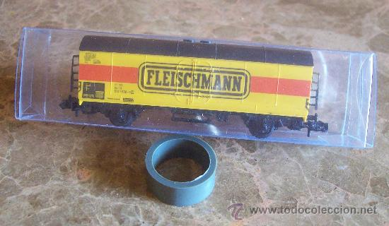VAGON FLEISCHMANN ESCALA N (Juguetes - Trenes a Escala N - Fleischmann N)