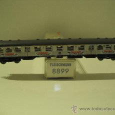 Trenes Escala: FLEISCHMANN 8899 SILBERLING 1-2 KL MODELO DB 100 AÑOS FLEISCHMANN ESPECIAL-ESC N .. Lote 36169875