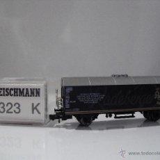 Trenes Escala: FLEISCHMANN 8323 K - VAGON CERVEZERO RADEBERGE-ESC N. Lote 90071743