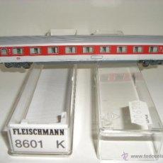 Trenes Escala: FLEISCHMANN N REF 8601 K (CON LA COMPRA DE 5 LOTES ENVÍO GRATIS). Lote 48699624
