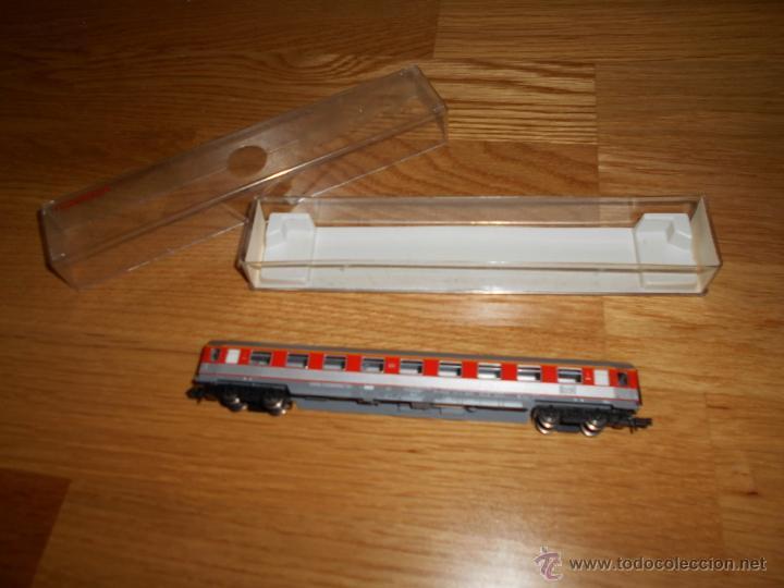 Trenes Escala: VAGON TREN FLEISCHMANN REF 8118 EN CAJA BUEN ESTADO - Foto 2 - 54606223