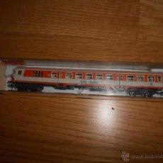Trenes Escala: VAGON 8123 FLEISCHMANN K CARRO FISCAL CITY-BAHN 2.KL NARANJA B.E.. Lote 54606321