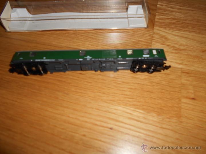 Trenes Escala: VAGON MALETAS Y EQUIPAJES Fleischmann N 8100 Baggage Car - Foto 2 - 54607528