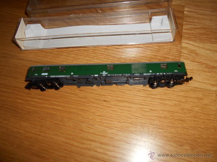 Trenes Escala: VAGON MALETAS Y EQUIPAJES Fleischmann N 8100 Baggage Car - Foto 3 - 54607528