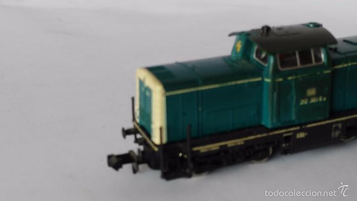 Trenes Escala: locomotora fleischann piccolo 7230 - Foto 2 - 56925385