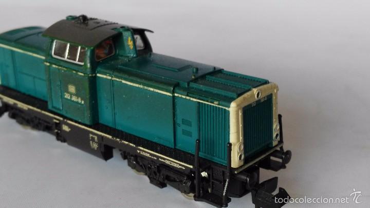 Trenes Escala: locomotora fleischann piccolo 7230 - Foto 3 - 56925385