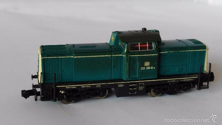 Trenes Escala: locomotora fleischann piccolo 7230 - Foto 4 - 56925385