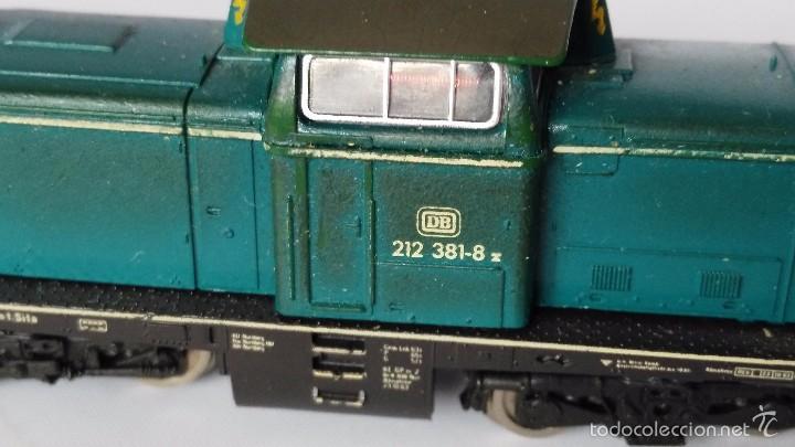 Trenes Escala: locomotora fleischann piccolo 7230 - Foto 5 - 56925385