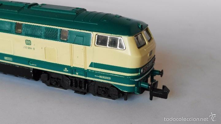 Trenes Escala: locomotora fleischann piccolo 7232 - Foto 3 - 56925487
