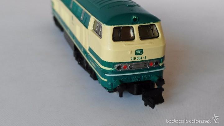 Trenes Escala: locomotora fleischann piccolo 7232 - Foto 4 - 56925487