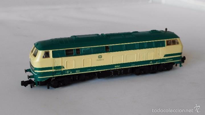 Trenes Escala: locomotora fleischann piccolo 7232 - Foto 5 - 56925487