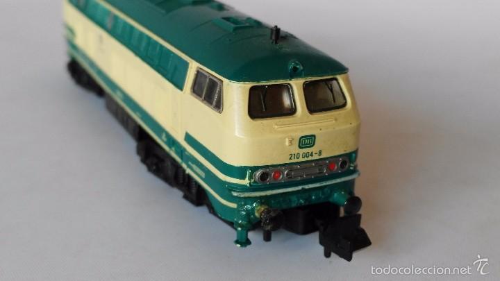 Trenes Escala: locomotora fleischann piccolo 7232 - Foto 6 - 56925487