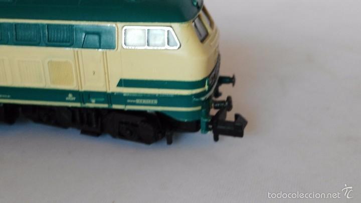 Trenes Escala: locomotora fleischann piccolo 7232 - Foto 7 - 56925487