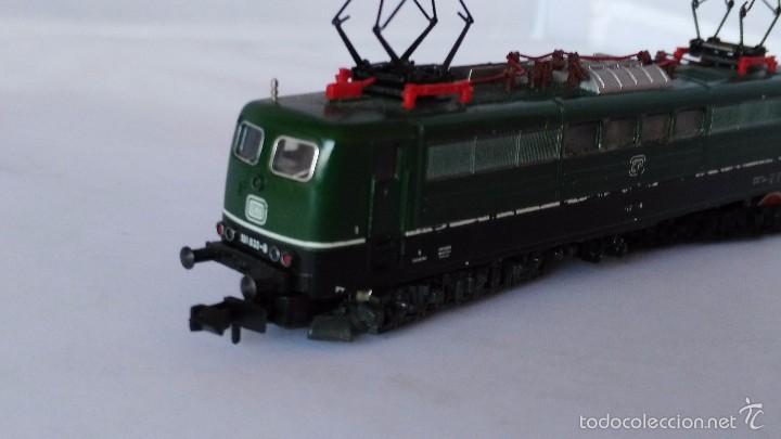 LOCOMOTORA FLEISCHANN PICCOLO 7380 (Juguetes - Trenes a Escala N - Fleischmann N)