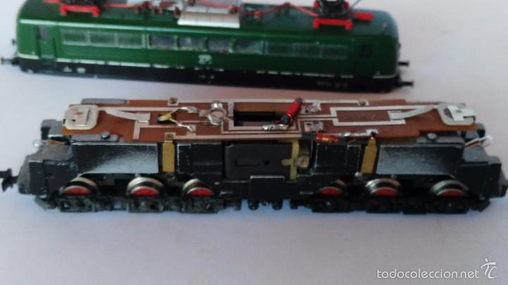 Trenes Escala: locomotora fleischann piccolo 7380 - Foto 7 - 56939068