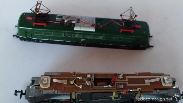Trenes Escala: locomotora fleischann piccolo 7380 - Foto 9 - 56939068
