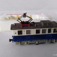 Trenes Escala: LOCOMOTORA FLEISCHANN PICCOLO 7969 ESCALA N. Lote 56939735