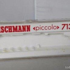 Trenes Escala: CAJA VACIA LOCOMOTORA FLEISCHMANN ESCALA N 7138. Lote 56961780